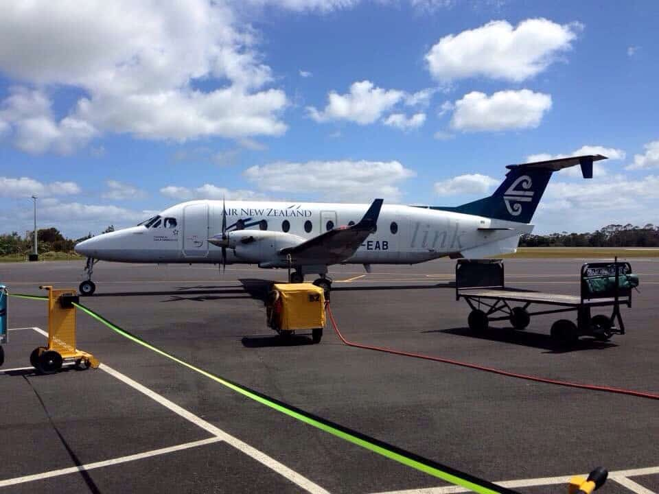 Air New Zealand operates the flights between Auckland and the Bay of Islands. There are several daily flights to choose from.