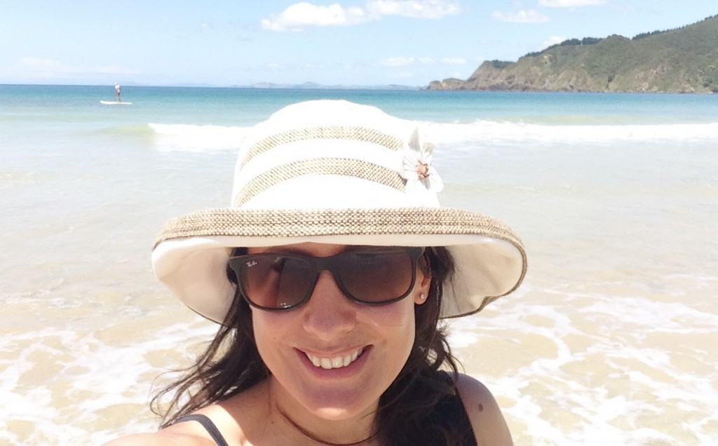 Good sunglasses, good sunscreen and a good hat are a must for the sunshine in the Bay of Islands.
