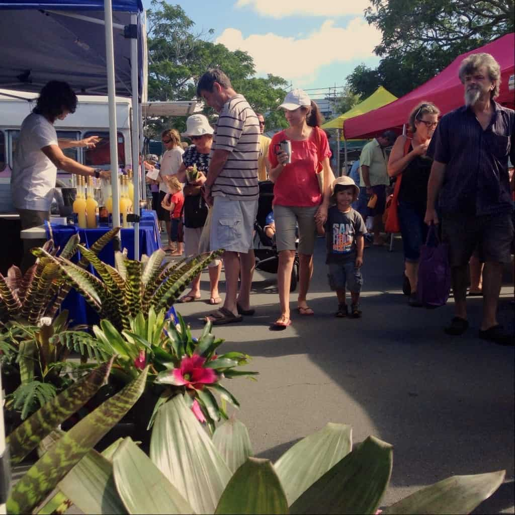 Bay Of Islands Farmers Market, Kerikeri