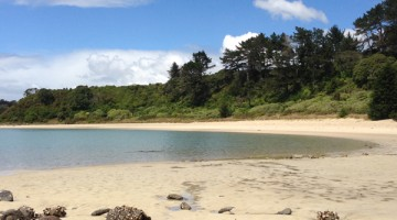 Kerikeri beaches: where are they?